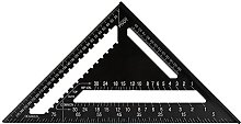 Triangle Ruler - 12 Inch Aluminum Alloy Triangle