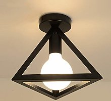 Triangle Vintage Pendant Ceiling Light Industrial