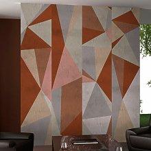 Triangles Composition 10m x 50cm Wallpaper Panel