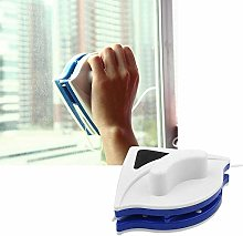 Triangular Design Magnetic Window Cleaner Double