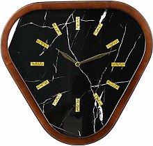 Triangular Wall Clock, Creative Chinese Style