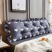 Triangular Wedge Cushions, Headboard Back