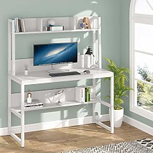 Tribesigns Computer Desk, Home Office Desk Study