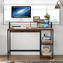 Tribesigns Computer Desk Industrial Writing Desk