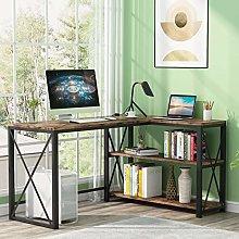 Tribesigns Corner Desk, L-Shaped Computer Desk