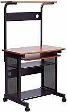 Tribesigns Simple Style Computer Desk, Black