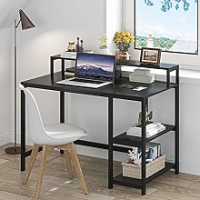 Tribesigns Wooden Desk Tables, Basic Book