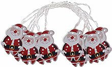 TriLance 1.5M/3M Christmas Light String Painted