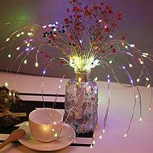 TriLance 160 LED Solar Outdoor Light String