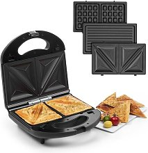 Trilit 3 in 1 Sandwich Maker Klarstein