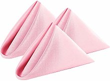 Trimming Shop 20 Inch Cotton Polyester Baby Pink