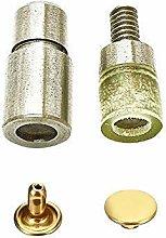 Trimming Shop 6mm Double Cap Rivets Setting Tool