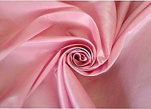 Trimming Shop Baby Pink Ice Silk Smooth Fabric for