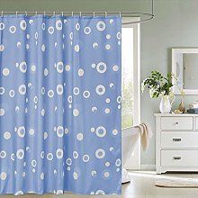 Trimming Shop Bathroom Shower Curtain 180 x 180