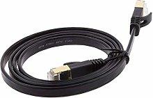 Trimming Shop Cat7 Ethernet Cable 1M, LAN RJ45