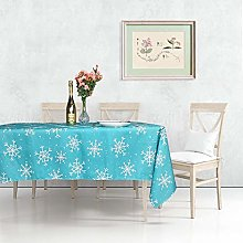 Trimming Shop Christmas Tablecloth Xmas Waterproof