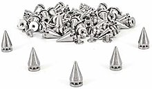 Trimming Shop Metal Cone Shaped Punk Studs with
