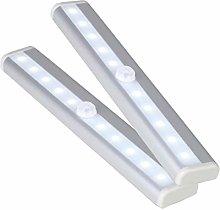 Trimming Shop PIR Motion Sensor LED Light Battery