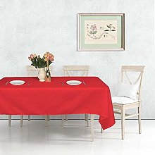 Trimming Shop Rectangle Tablecloth Polyester Table