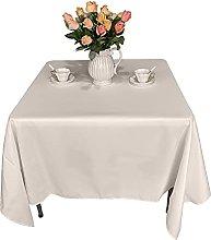 Trimming Shop Square Tablecloth Cover Cotton