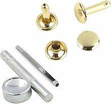 Trimming Shop Tool Kit & Double Cap Studs Tubular
