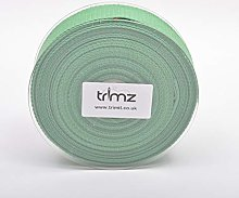 Trimz Webbing, Cotton, Moss, 10m x 30mm