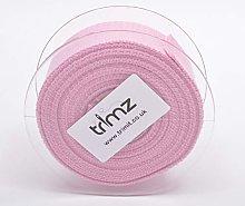 Trimz Webbing, Cotton, Pink, 5m x 30mm