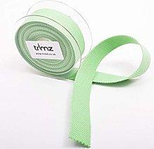 Trimz Webbing, Mint, 5Mtrs x 30mm