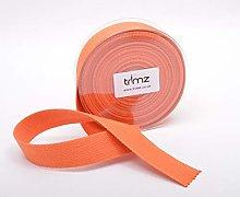 Trimz Webbing, Orange, 10Mtrs x 30mm