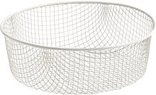 Trinkets Basket - / Round - Wire mesh by Hay Light