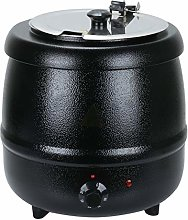 Trintion 10L Chafing Dish Soup Warmer Stainless