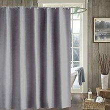 Trintion Bathroom Shower Curtain 180 X 200 CM