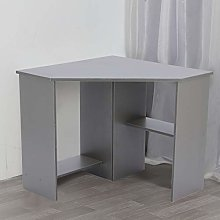 Trintion Corner Desk Wooden Computer Desk Laptop