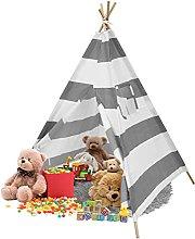 Trintion Kids Teepee 55.1x43.3x43.3inch Large