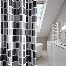 Trintion Shower Curtain 200*220cm Fabric Shower