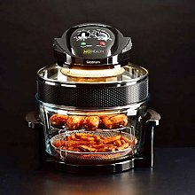 Triple Cooking Power Mo Health Low Fat Air Fryer