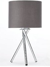 Tripod Bedside Table Lamp