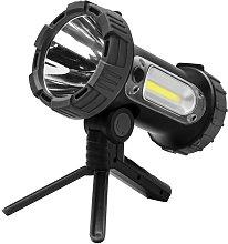 Tripod Rechargeable Torch Lantern Flashlight 300 Lumens L/HELANT380R - Lighthouse
