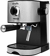 Tristar Espresso Coffee Machine, 15 Bar Pressure,