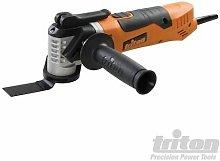 Triton 300W Keyless Multi-Tool TMUTL UK 581793