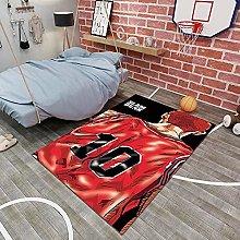 Tritow Anime Slam Dunk Carpet Living Room NO.10