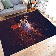 Tritow NBA Living Room Carpets USA Basketball