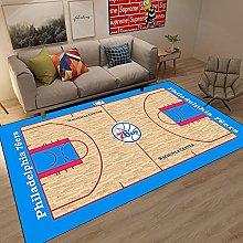 Tritow NBA Series Rug USA Basketball NBA Carpet