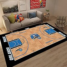 Tritow USA Basketball NBA Carpet Non-Slip Home