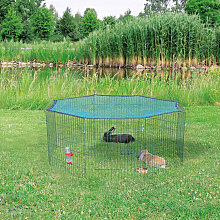 TRIXIE Outdoor Animal Pen with Protective Net
