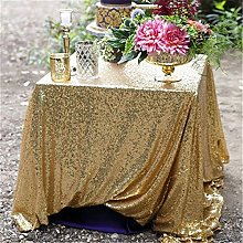 TRLYC 120 cm x 180 cm Christmas Wedding Sequin