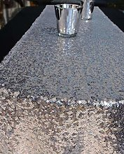 "TRLYC 13"" x 120"" Sequined Table Runner -"