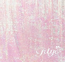 "TRLYC 50""*80"" Iridescent Party Sequin"