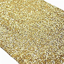 TRLYC Handmaded High Density 12x84-inch Sequin