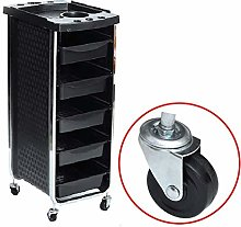 Trolley Work home Cart Tool Beauty Cart with 5